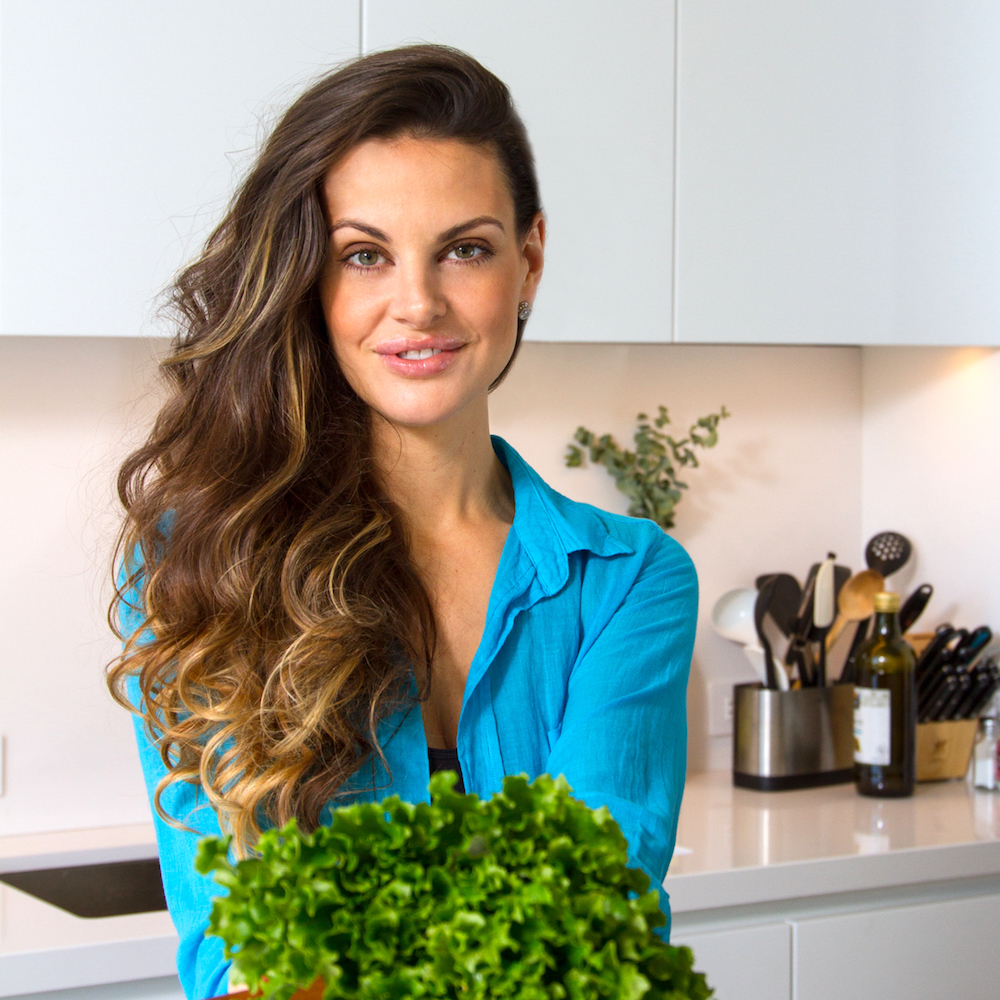 Photo: Ashley Tyrner, founder and CEO of Farmbox Direct | Source: Farmbox Living