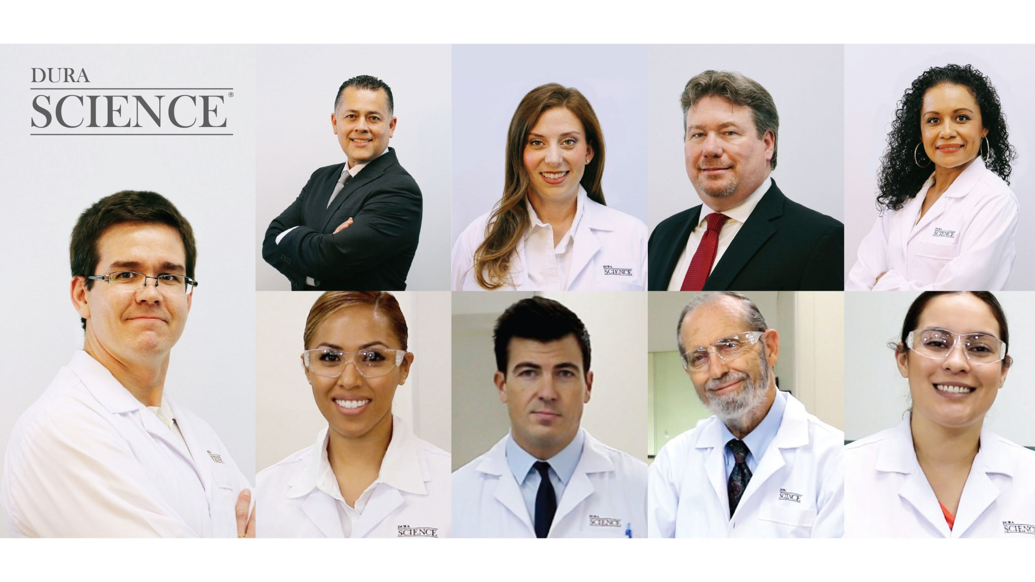Photo: The team of world renowned experts at DuraScience Institute of USA | Source: Courtesy Photo
