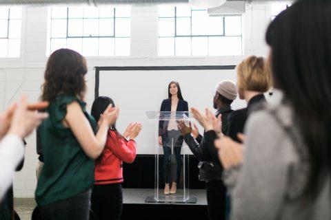 Create effective presentations
