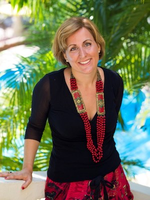 Gaelle Lecourt, Freedom and Business Coach | Source: Courtesy Photo