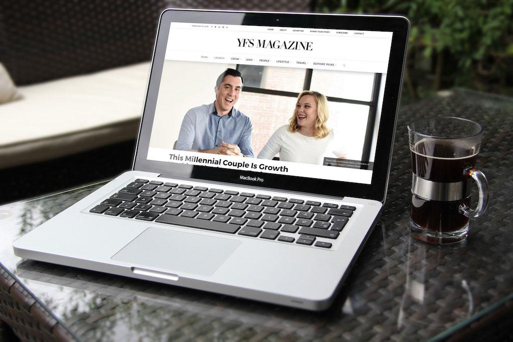 YFS Magazine Entrepreneur Profiles