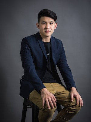 Jeremy Ong, serial entrepreneur | Credit: Courtesy Photo