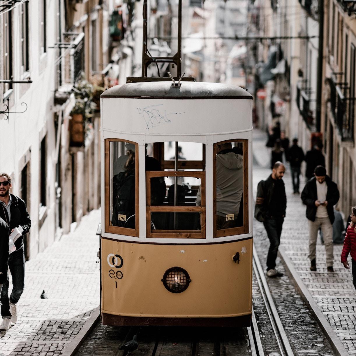 Photo: Lisbon, Portugal | Annie Spratt, Unsplash