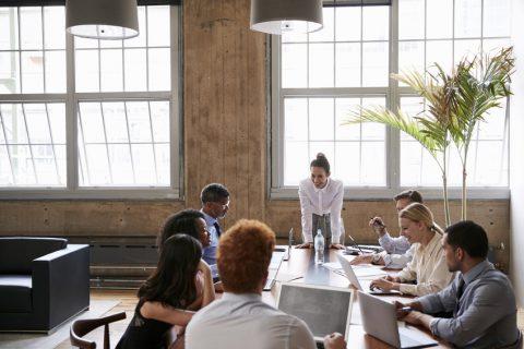 Startup employee benefits
