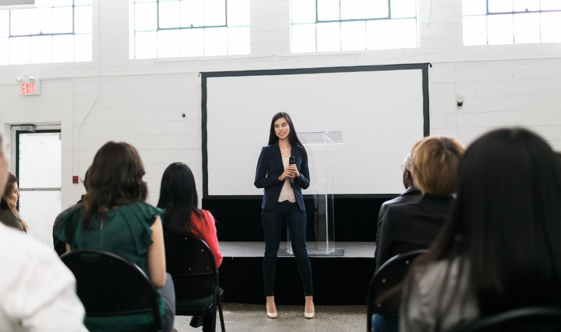 5 Public Speaking Hacks To Rock The Stage