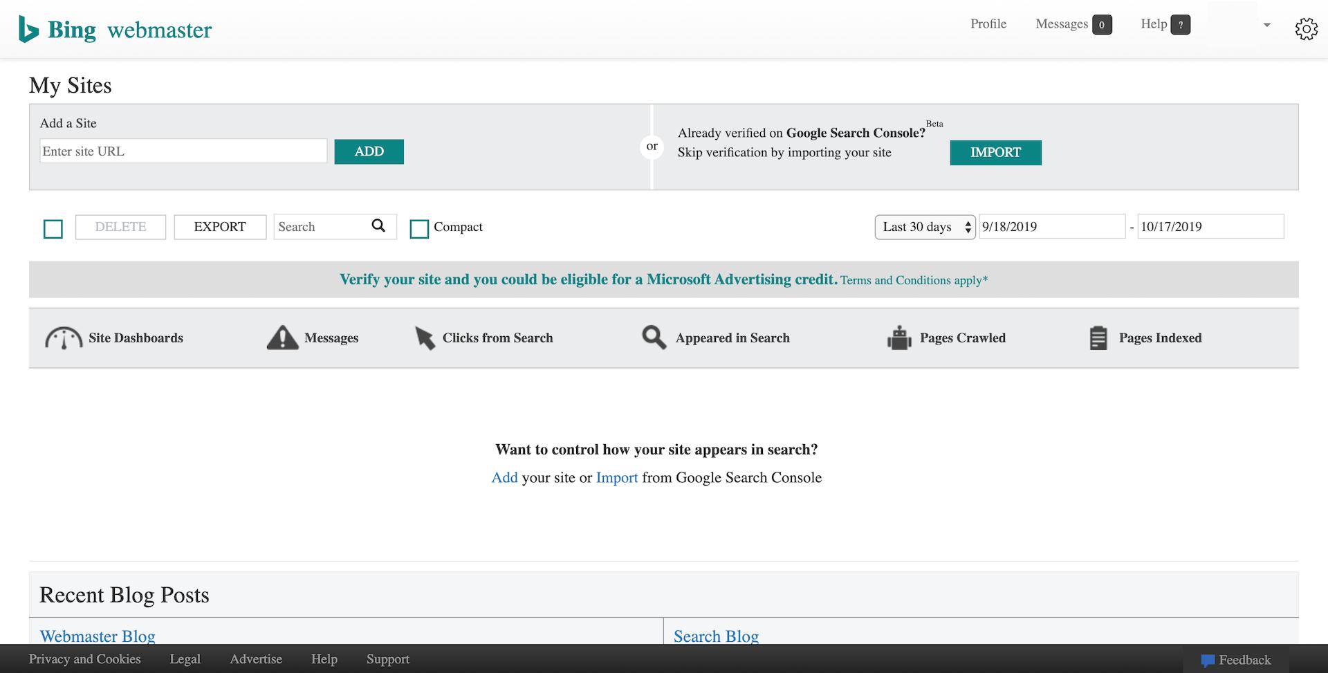 Bing Webmaster Tool – YFS Magazine