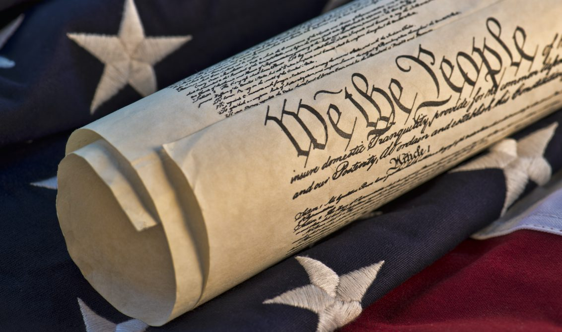 Photo: U.S. Constitution | By Justasc