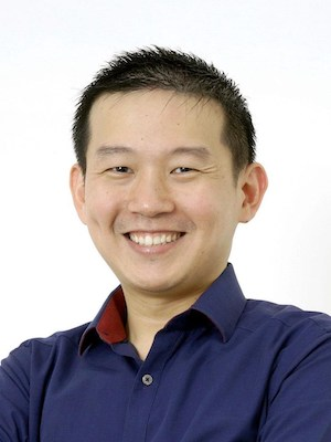 Photo: Andre Oentoro, Co-founder at Milkwhale