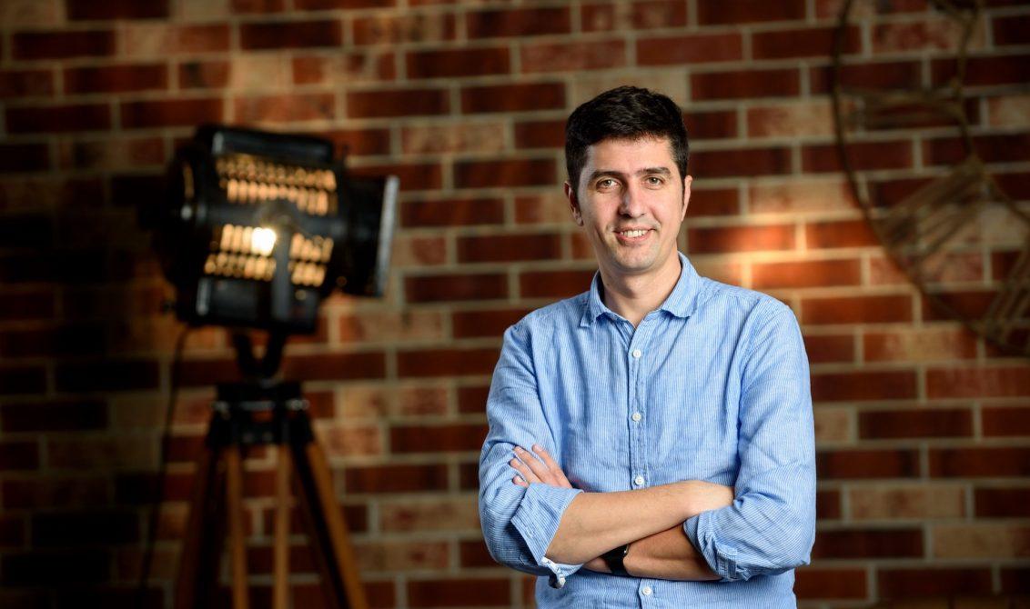 Photo: Alexander Storozhuk, founder of PRNEWS.IO | Source: Courtesy Photo