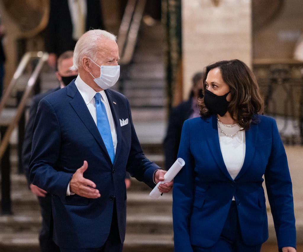 Photo: President Joe Biden and Vice President Kamala Harris | Credit: Whitehouse.gov