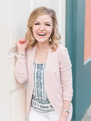 Photo: Courtney Elmer, Founder of The EffortLESS Life® | Credit: Angie McPherson
