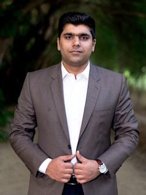 Photo: Hafiz Muhammad Ali, CEO of Omnicore | Source: Courtesy Photo