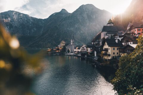 Photo: Hallstatt, Austria | Credit: Sorasak, YFS Magazine, Unsplash