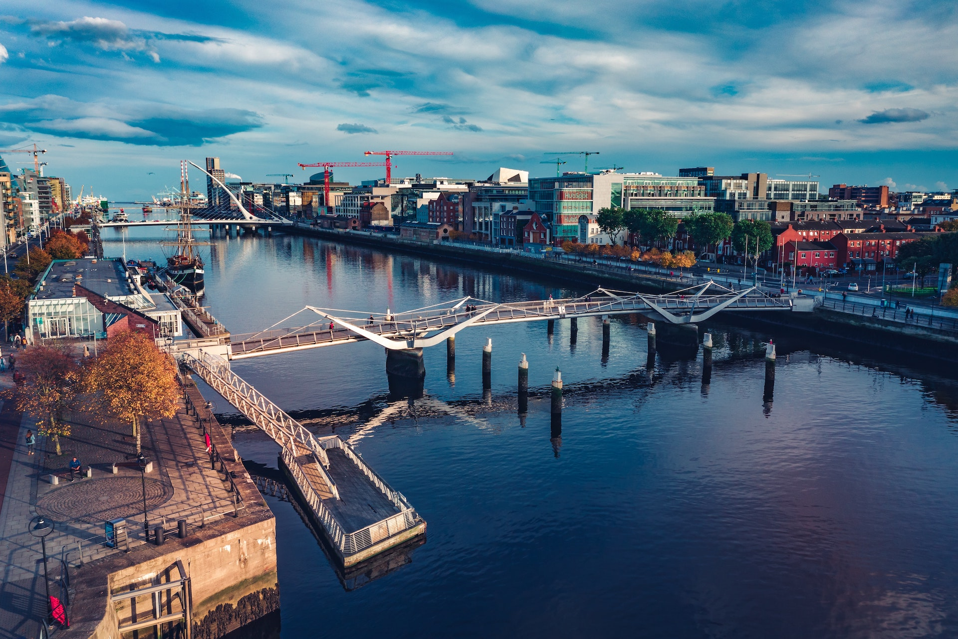 Photo: Dublin, Ireland | Credit: Lucian Potlog, YFS Magazine, Pexels