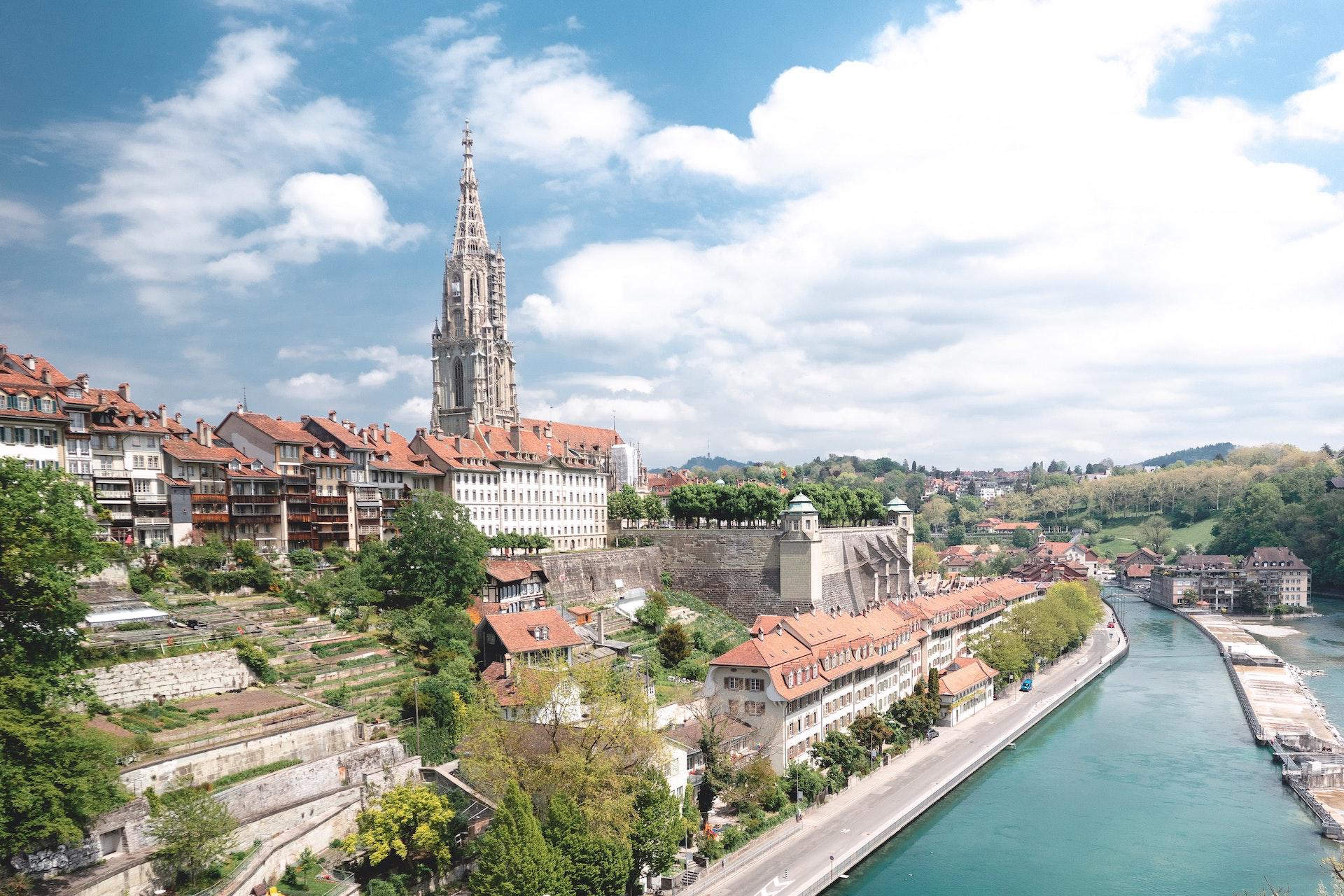 Photo: Bern, Switzerland | Credit: Will Truettner, YFS Magazine, Unsplash