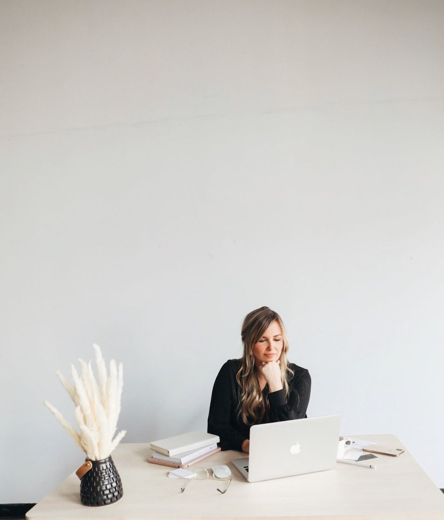 Photo: Emily Wells, Owner and Chief Designer of Emily Wells Design | Credit: Libby Malcolm Photography