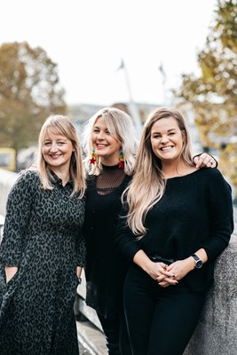 Photo: Pictured Left to right; Nicola Good, Jessica Heagren, Gemma Blake | Source: Courtesy Photo